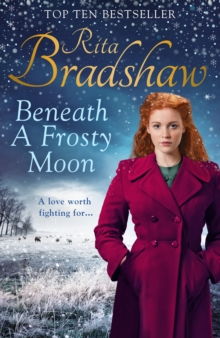 Beneath a Frosty Moon, Hardback Book