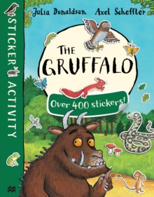 The Gruffalo Sticker Book, Paperback Book