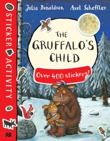 The Gruffalo's Child Sticker Book, Paperback / softback Book