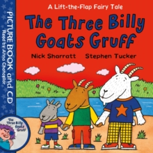 The Three Billy Goats Gruff : Book and CD Pack,  Book