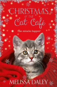 Christmas at the Cat Cafe, Paperback Book