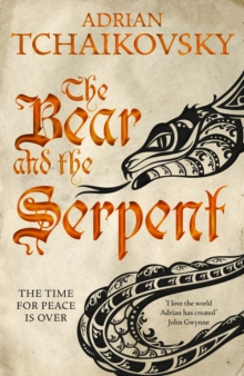 The Bear and the Serpent, Paperback Book