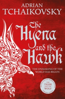 The Hyena and the Hawk, Hardback Book