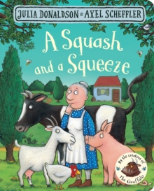 A Squash and a Squeeze, Board book Book