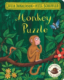 Monkey Puzzle, Board book Book