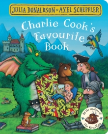 Charlie Cook's Favourite Book, Board book Book