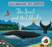 The Snail and the Whale, Board book Book