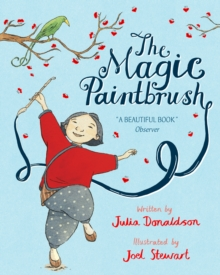 The Magic Paintbrush, Paperback Book
