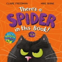 There's A Spider In This Book, Paperback / softback Book