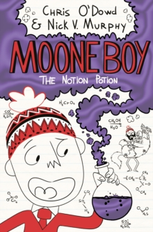 Moone Boy 3: The Notion Potion, Paperback Book