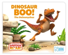 Dinosaur Boo! The Deinonychus, Board book Book