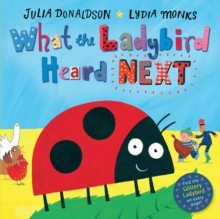 What the Ladybird Heard Next, Board book Book