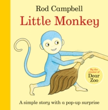 Little Monkey!, Board book Book