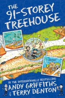 The 91-Storey Treehouse, Paperback / softback Book