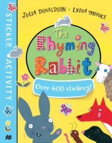 The Rhyming Rabbit Sticker Book, Paperback / softback Book