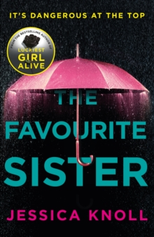 The Favourite Sister, Hardback Book