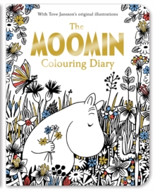 The Moomin Colouring Diary, Paperback / softback Book