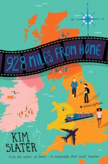 928 Miles from Home, Hardback Book