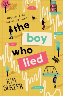 The Boy Who Lied, Hardback Book
