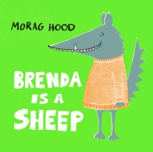 Brenda Is a Sheep, Hardback Book