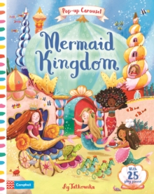 Mermaid Kingdom, Hardback Book