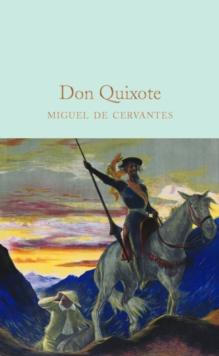 Don Quixote, Hardback Book