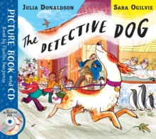 The Detective Dog : Book and CD Pack, Mixed media product Book