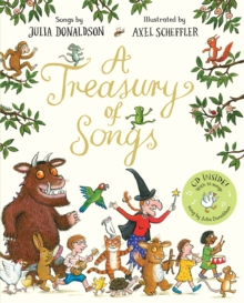 A Treasury of Songs : Book and CD Pack, Paperback Book