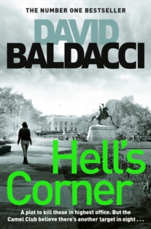 Hell's Corner, Paperback Book