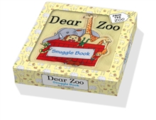 Dear Zoo Snuggle Book, Rag book Book