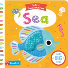 Sea, Board book Book