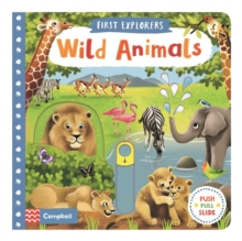 Wild Animals, Board book Book