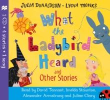 What the Ladybird Heard and Other Stories CD, Other book format Book