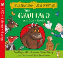 The Gruffalo and Other Stories CD, Book Book