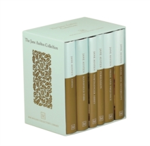The Jane Austen Collection, Mixed media product Book