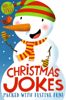 Christmas Jokes, Paperback Book