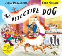 The Detective Dog, Board book Book