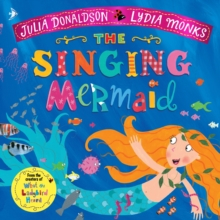 The Singing Mermaid, Paperback Book