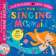 The Singing Mermaid : Book and CD Pack, Book Book