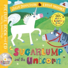 Sugarlump and the Unicorn : Book and CD Pack, Book Book