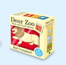 Dear Zoo Book and Puzzle Blocks, Mixed media product Book