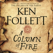 A Column of Fire, CD-Audio Book