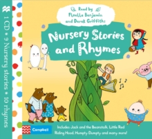 Nursery Stories and Rhymes Audio, CD-Audio Book