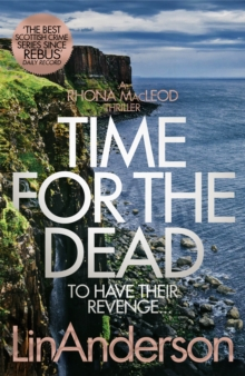 Time for the Dead, Hardback Book