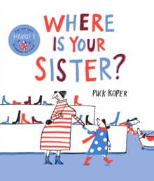 Where Is Your Sister?, Paperback / softback Book