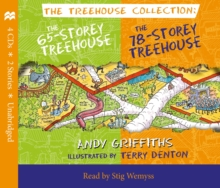 The 65-Storey & 78-Storey Treehouse CD Set, Mixed media product Book