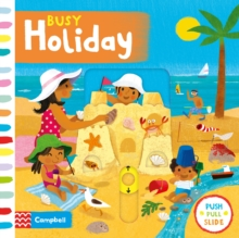 Busy Holiday, Board book Book