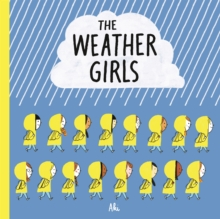 The Weather Girls, Hardback Book
