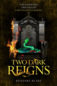 Two Dark Reigns, Paperback / softback Book