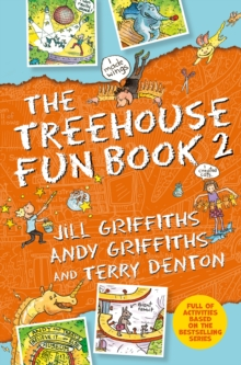 The Treehouse Fun Book 2, Paperback / softback Book